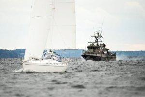 Szwecja. Wojsko poszukuje uszkodzonego rosyjskiego okr�tu podwodnego