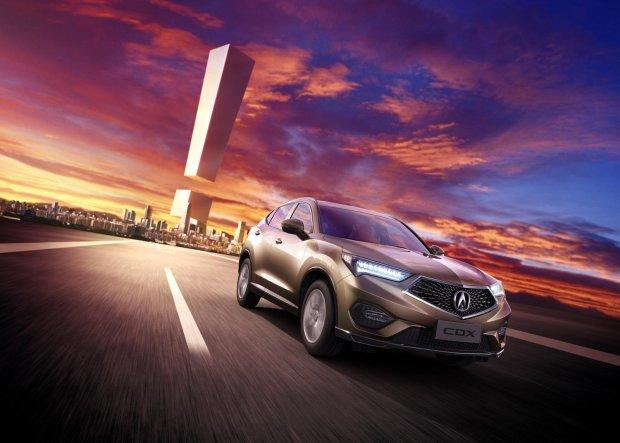 Salon Pekin 2016 | Acura CDX | SUV z wykrzyknikiem