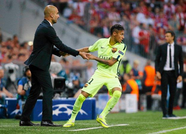 Santos skieruje skarg� do FIFA w sprawie transferu Neymara