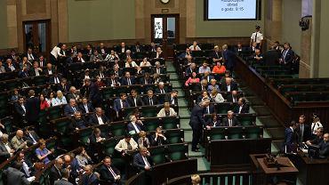 46 Posiedzenie Sejmu VIII Kadencji - pierwsze czytanie pisowskiej ustawy o Sądzie Najwyższym