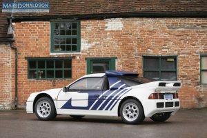 Aukcje | Ford RS200 | Rajdowa legenda na sprzedaż