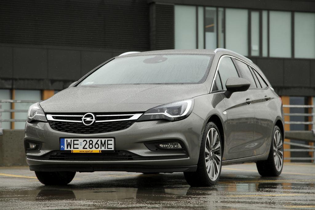 Opel Astra 1.6 CDTI 136 KM A6