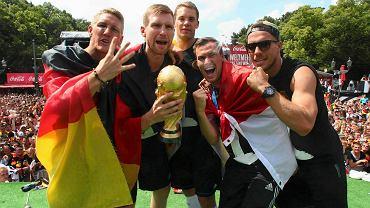 Mistrzowie świata w Berlinie
