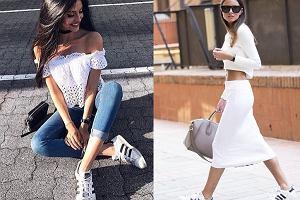 3 modele sneakersów, które uwielbiamy nosić latem