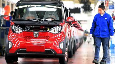 Fabryka Shanghai General Motors Wuling w Liuzhou, południowe Chiny