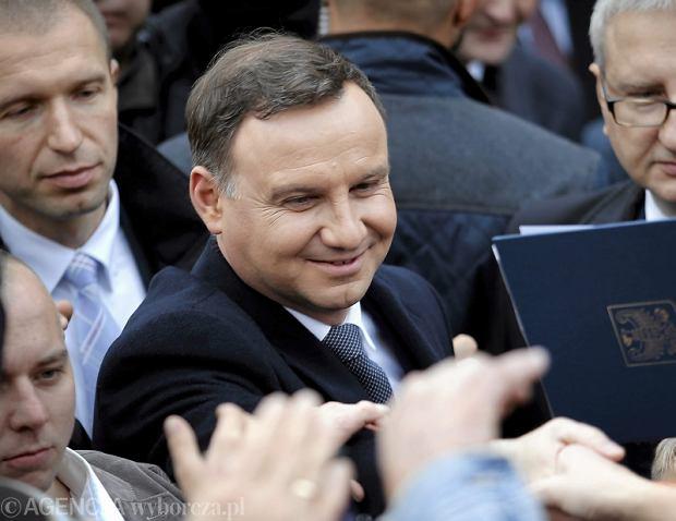 Prezydent Andrzej Duda zawetowa� nowel� ustawy o mniejszo�ciach narodowych i etnicznych oraz o j�zyku regionalnym