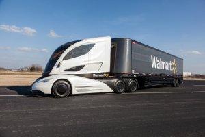 WAVE | Samochód ciężarowy przyszłości
