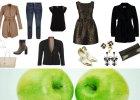 Figura jab�ko - najlepsze stylizacje