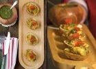 ��deczki ziemniaczane z dorszem i salsa verde