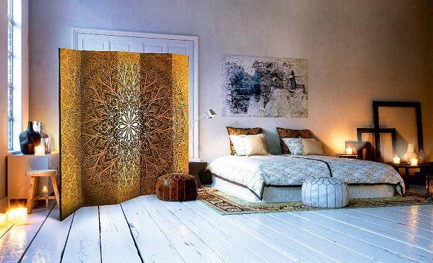 Parawany do domu. Praktyczna i oryginalna dekoracja wnętrza