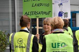 Koniec strajku w Lufthansie. Spór o płace i emerytury trwał trzy lata
