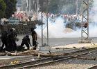 Egipt: Si�y bezpiecze�stwa rozp�dzaj� zwolennik�w Mursiego. S� ofiary