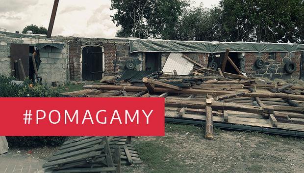 Odbudowujemy wieś Wysoka Zaborska