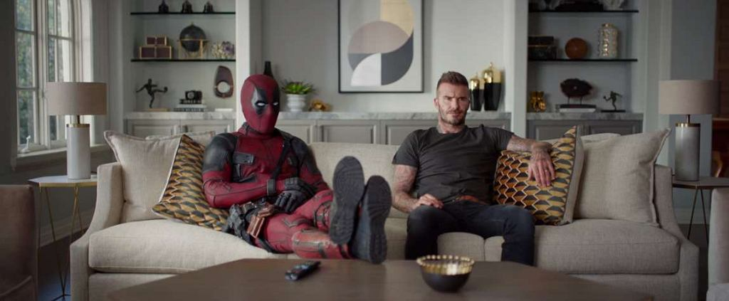 'Deadpool 2' - Deadpool przeprasza Davida Beckhama / 20th Century Fox