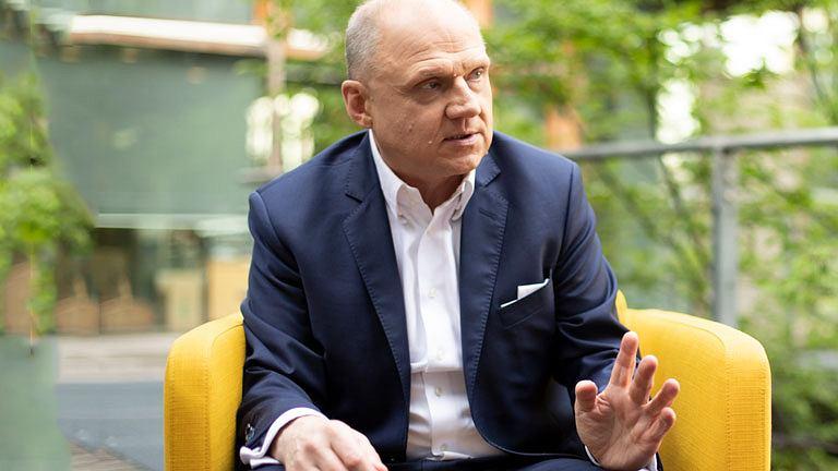 Cezary Mączka, członek zarządu, dyrektor pionu zarządzania zasobami ludzkimi w firmie Budimex