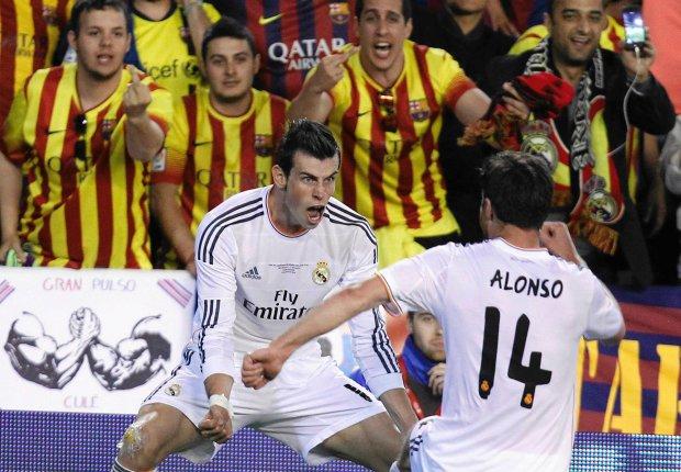Puchar Kr�la dla Realu! Barcelona pokonana. Bohater Bale