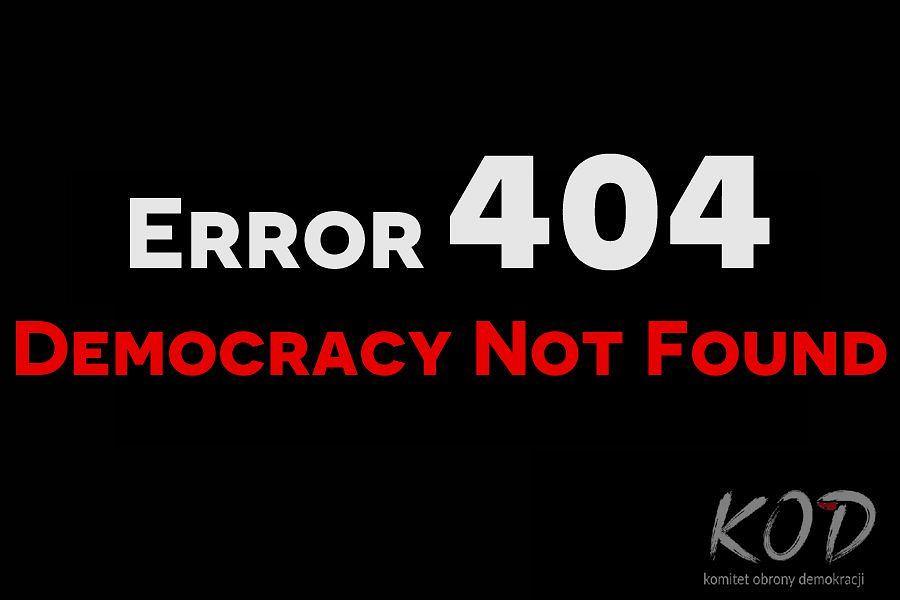 Zdjęcie numer 2 w galerii - PiS robi nam demokrację