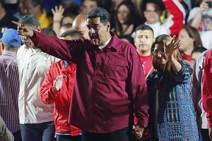 Nie powstrzymacie Wenezueli - prezydent Maduro wyrzucił amerykańskich dyplomatów