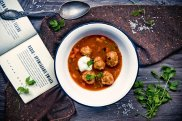 Rumu�ska zupa na zakwasie