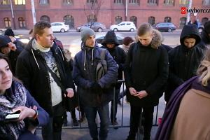 """""""Non possumus""""! Protesty przed wystawą Mariny Abramović w Toruniu"""