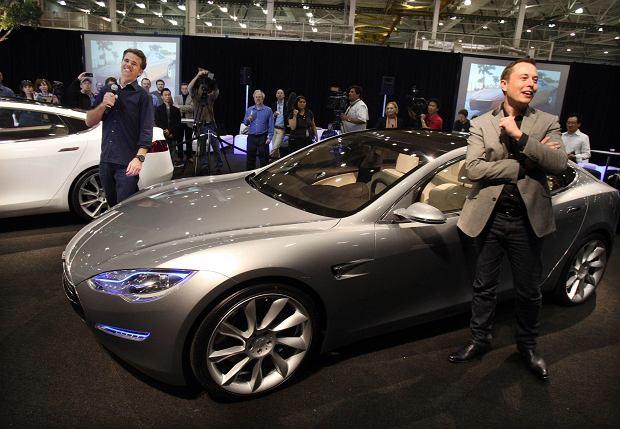 Założyciel i prezes firmy SpaceX Elon Musk podczas 68. Międzynarodowego Kongresu Astronautycznego w Australii Adelajda, 29 września 2017