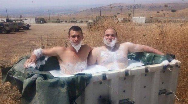 Izraelscy wojskowi musz� si� goli�. To rozkaz. Protesty: prawdziwy �o�nierz nie ma na to czasu