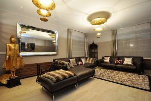 Ekskluzywny apartament z orientalnymi detalami