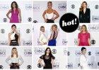 Pierwsza du�a impreza w 2015 roku - People's Choice Awards! Gwiazdy pochwali�y si� odwa�nymi stylizacjami, nie zawsze udanymi [ZDJ�CIA]