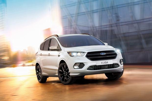Ford Kuga ST-Line | SUV z pazurem