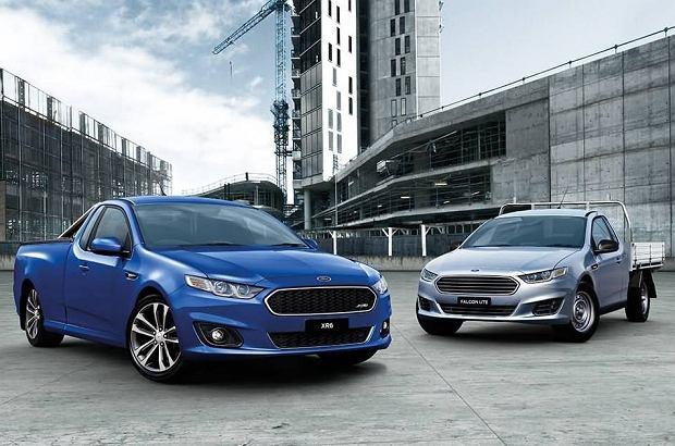 Ford Falcon Ute | Koniec ukochanego auta Australijczyk�w
