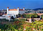 Słowacja. Bratysława zabytki