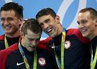 Michael Phelps zdobył swój 19. złoty medal olimpijski