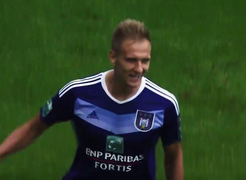 Łukasz Teodorczyk, Anderlecht