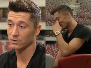 Robert Lewandowski udzielił wywiadu Filipowi Chajzerowi