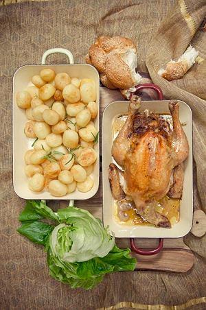 Kurczak po polsku (przepis tradycyjny)