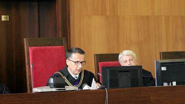 Sędzia Marek Poteralski