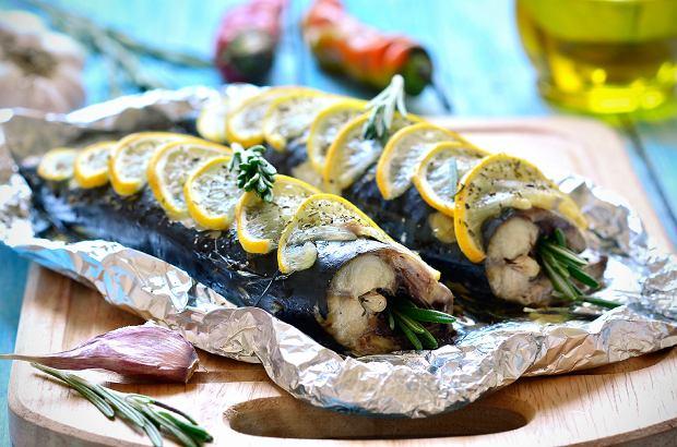 Najwi�ksz� warto�ci� makreli jest selen, kt�ry wzmacnia odporno��