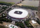 Stadion Narodowy w Warszawie zosta� wybudowany w miejscu Stadionu Dziesi�ciolecia.