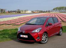 Toyota Yaris 2017 | Pierwsza jazda | Akcja aktualizacja