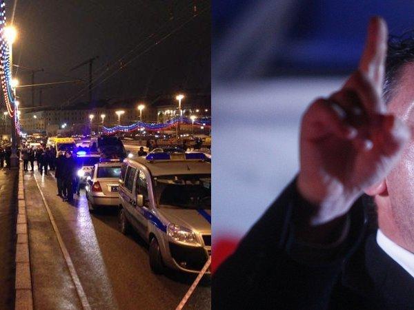 Jeden z największych krytyków Rosji Borys Niemcow zastrzelony w centrum Moskwy. Tuż obok Kremla