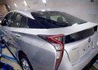 Nowa Toyota Prius sfotografowana ca�kowicie bez kamufla�u