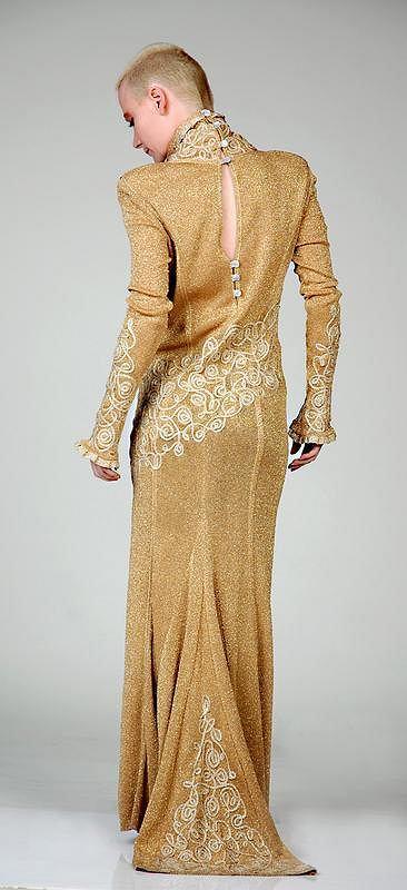 9c4ae80b54b0 Zdjęcie numer 12 w galerii - Pokaz mody bydgoskiej projektantki. Oto jej  ubrania  ZDJĘCIA