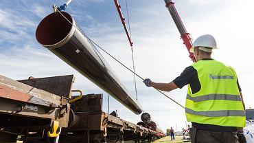 W Niemczech zaczęła się budowa Eugal - lądowej odnogi gazociągu Nord Stream 2, który przez Morze Bałtyckie połączy Rosję i Niemcy.