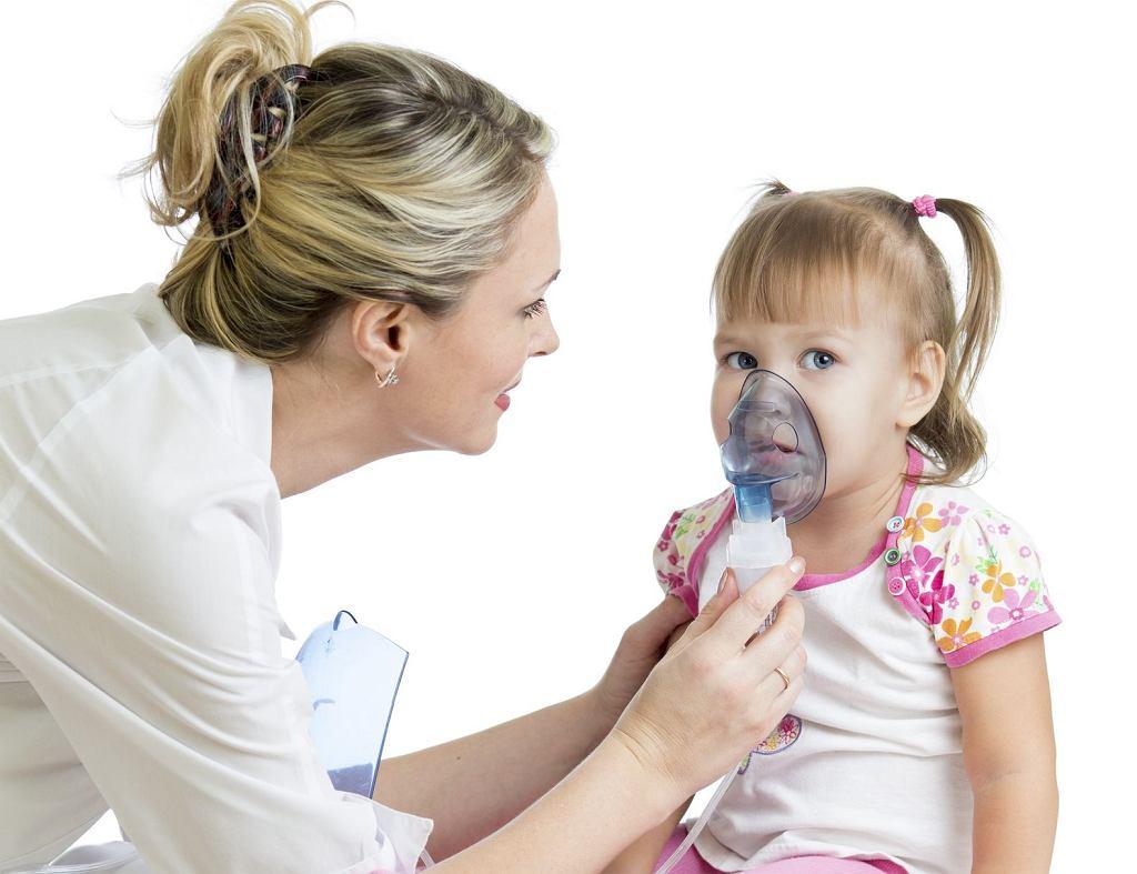 Astma u dzieci i niemowlaków - jak sobie z nią radzić?