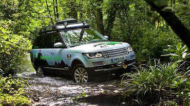 Range Rover i Range Rover Sport