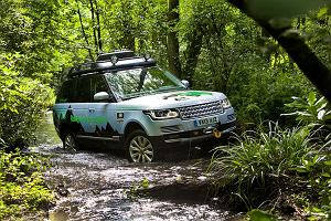 Hybrydy dwie - Range Rover i Range Rover Sport