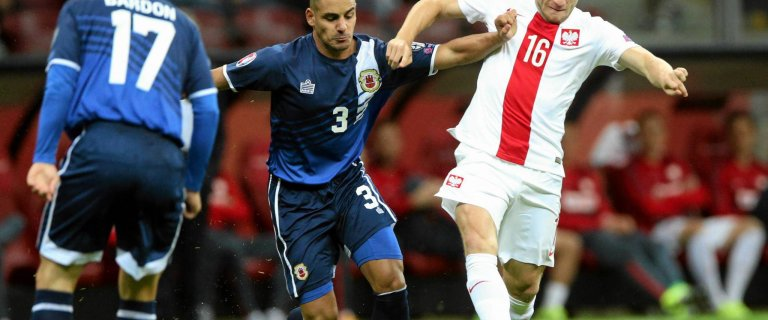 Liga Narodów. Gibraltar zdobył pierwsze punkty!