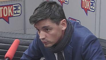 Bartosz Pilitowski z Fundacji Court Watch