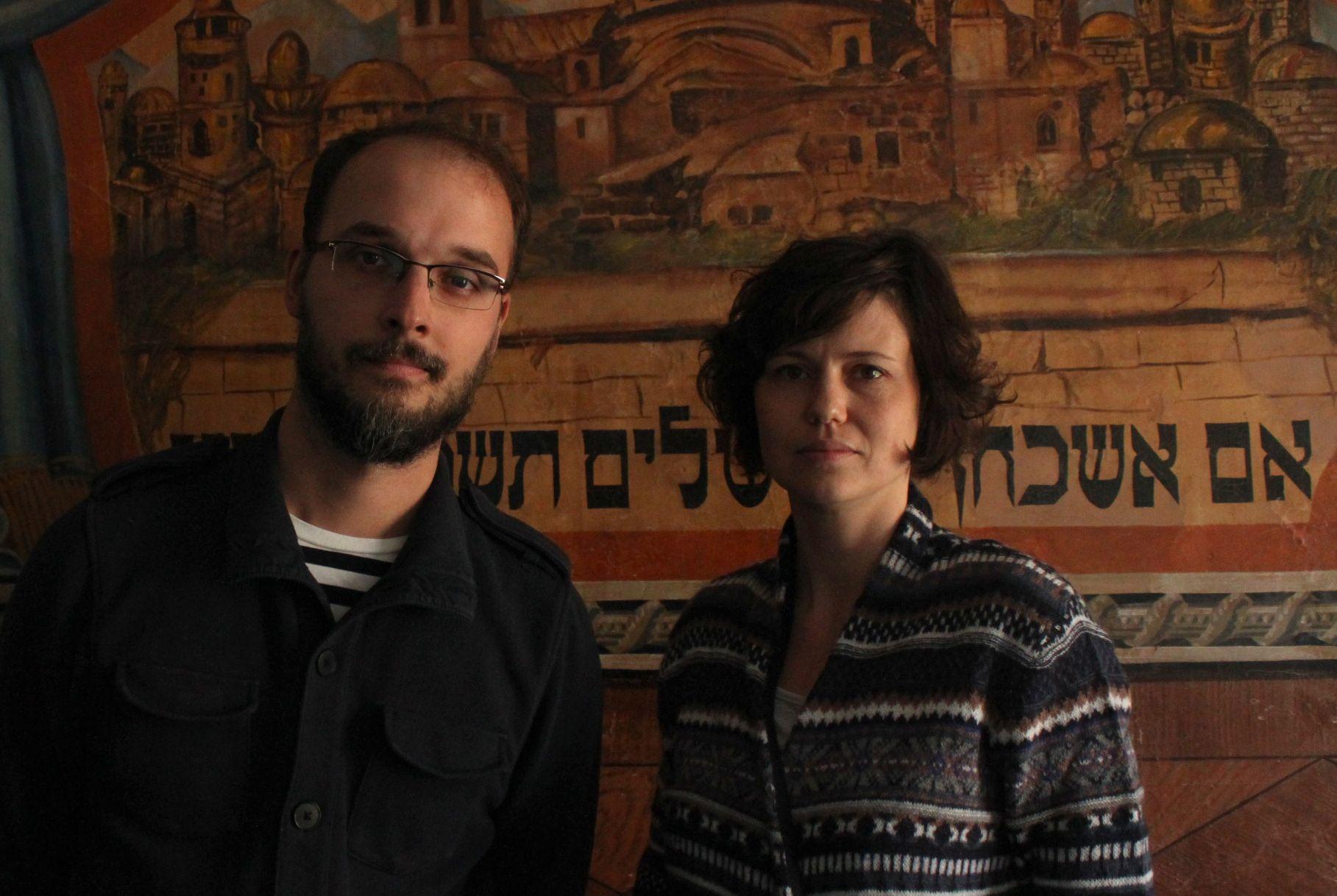 Piotr i Karolina Jakoweńko (fot. archiwum prywatne)