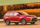 Salon Nowy Jork 2015 | Mitsubishi Outlander po faceliftingu | Trzecie podejście